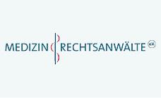 Logo des Medizinrechtsanwälte e.V.